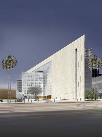 Los Angeles Police Department Headquarters - image